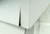 破風板の端部