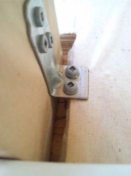木造軸組工法2階建て住宅の住宅検査レポート(構造躯体等の検査)No6